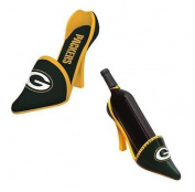 Green Bay Packers Decorative Wine Bottle Holder - Shoe