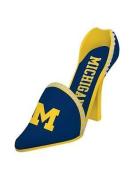 Michigan Wolverines Decorative Wine Bottle Holder - Shoe