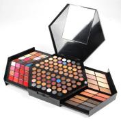 PhantomSky 130 Colours Professional Cosmetic Eyeshadow Palette Makeup Contouring Kit Beauty Set