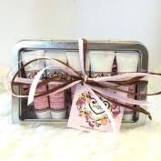 Jaqua Pink Champagne Sweet Mini Hand Creme Gift Set