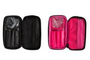 Cocoly Portable Travel Mini Makeup bag Makeup Beauty Case Cosmetic Bag