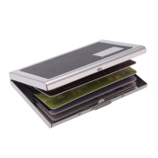 Aurorax Stainless Steel Credit Card Wallet for Men And Women