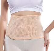 1PCS Maternity Belt- Fat Cellulite Burner Slimming Exercise Waist Sweat Belt Body Wrap Slimming Re-Shaping Abdominal Support Belt Girdle Binder