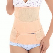 1PCS Enhanced Version Abdomen Cotton Belt- Closure 2in1 Elastic Postpartum Abdominal and Waist Band Recovery Belt Postnatal Body Slimming Shape