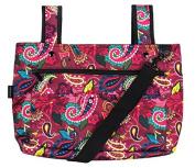Snapster Snap On Tote Bag for Walker, Stroller or Shopping Cart