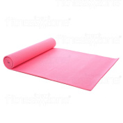 Yoga Mat - Exercise Fitness Workout Physio Pilates Festivals Camping Gym Non Slip Extra Thick 6mm fitnessXzone®