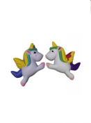2 PCs Squishies Slow Rising Kawaii Scented Soft Jumbo Unicorn Squishy Food Toy Child Party Supplies