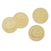 SmileMakers Vending Machine Tokens - Prizes and Giveaways - 100 per Pack