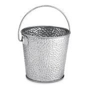 TableCraft GT 166.6lanized Collection 10cm Pail with Handle - Dozen