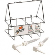 Gatorade Dispenser Rack with Two Pumps By Tabletop King