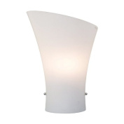 ET2 E20413-09, Conico, 1 Light Wall Sconce, Satin Nickel