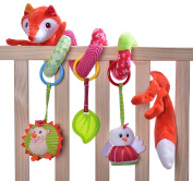 SKK Baby Infant Spiral Activity Toy