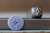 Brand New 5mm Twinkling Star Metal Punch Design Stamp - Supply Guy - CH-158
