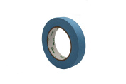 Light Blue Masking Tape, Large Roll, 2.5cm x 60 Yard, Tape for Art and Craft Projects or Painting