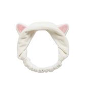 Cute Hairband, UBuyit Lovely Cat Ears Beauty Headand Etti Hair Band for Washing Face Shower Make Up