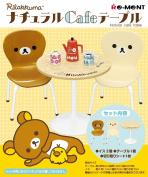 Rilakkuma natural Cafe table