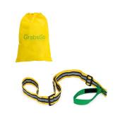 Children's Walking Leash, Grab & Go (1 child). Premium Quality. Hi Viz Reflectors. Machine Washable. Supplied with Carry Bag