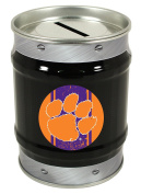 Clemson Tigers Tin Money Bank