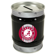 Alabama Crimson Tide Tin Money Bank