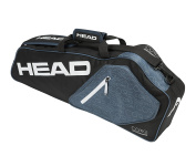 HEAD Core 3R Pro Tennis Bag, Black/Grey