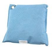 3x Sky Blue Bamboo Charcoal Air Freshening Odour Absorber Bag