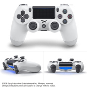 NEW DS4 controller grey Shah white CUH-ZCT2J13 / used game