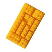Lego Bricks Silicone Mould Mould Chocolate Cake Decoration Soap Fondant Jelly