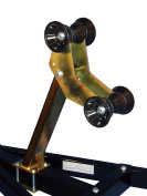 """VE-VE Inc. Double Roller """"Bow Stop"""" Post Assembly"""
