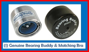1.980 Bearing Buddy Stainless Steel with Protective Bra & Auto Cheque 1980A-SS