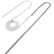 Maxwell Anchor Rode 60cm Chain To 640cm Nylon Brait - RODE60