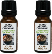 Set of 2 - Premium Concentrated Fragrance Oil - Scent