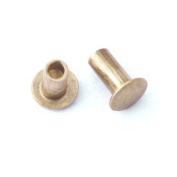 0.2cm Dia. 0.3cm Long Brass Rivet