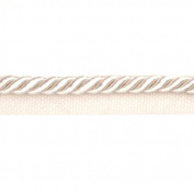 Expo 1cm Twisted Cord w/Lip Ivory