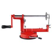 Gooday Stainless Steel Spiral Potato Slicer Manual Twisted Potato Cuttting Machine