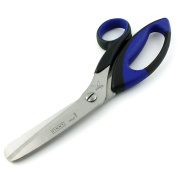 Kretzer Finny 73825 25cm Heavy Duty Leather Cutting Scissors Shears - Germany