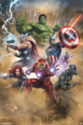 Trends International Avengers Fantastic Wall Poster 60cm x 90cm