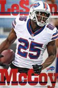 LeSean McCoy Buffalo Bills NFL Football Sports Poster 22x34