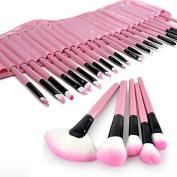 Makeup Brushes - Makeup Brush - Professional 32 Pcs Makeup Brushes Bag Set Kits Make Up MULTIPURPOSE Cosmetics Lipstick Eyeshadow Powder Brushs Bags - Makeup Brushes For Women