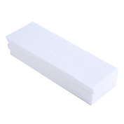 100pcs/lot Wax Strips For Hair Removal Depilatory Nonwoven Epilator Wax Strip Paper Roll Waxing Health Beauty Smooth Legs