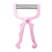 Facial hair removal organ deburgator Facial Hair Spring Quick Threader Epilator Remover Cleaning Rod Stick Hair Remover