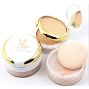 Bare minerals Loose powder and 2 colour pressed powder Pack -All in one!