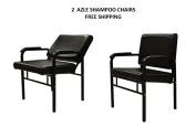 Shampoo Chair Barber Shop Beauty Salon Shampoo Chair Set 2