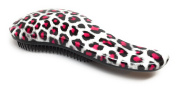 KiraShan - Detangling Hair Brush Easy Glide Wet or Dry Animal Prints