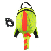 OBloved Safety Harness Backpack Toddler By-My-Side Backpack with Leash kids Anti-lost Backpack