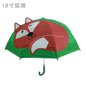 Kids safe umbrella,colourful present for boys and girls ,46cm fashionable 3D children umbrella