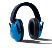 Baby Ear Protection Noise Cancelling HeadPhones for Babies Kids Earmuffs Hearing Protection Soundproof Ear Muffs For Babies Infants Toddlers Junior Children 3 Months to 8 Years Blue