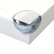 FABE Baby Safety Corner Bumper Tables Furniture Sharp Corners Baby Proofing Clear