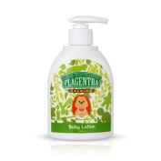 PLAGENTRA Baby Moisture Lotion - Natural, 310ml