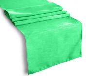 Table Runner Polyester 30cm X 340cm By Broward Linens