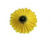 Jesica Artificial Daisy Sunflower Flower Head for DIY Decoration